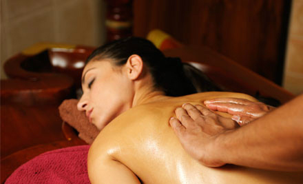 Full Body Aromatherapy Massage