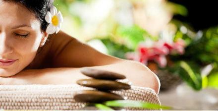 Spa Aromatherapy massage