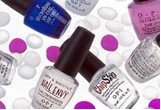 OPI Nail care Products