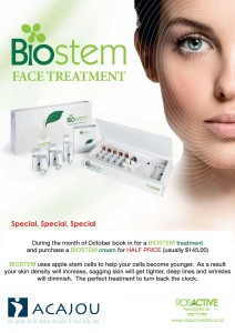 Biostem Cream Half Price